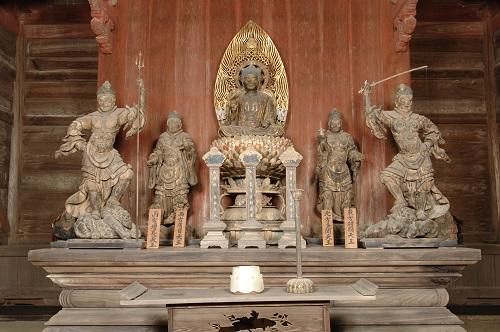 四天王立像です.JPG