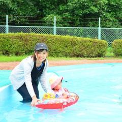 夏真っ盛り 子どもの水遊びはここで決まり