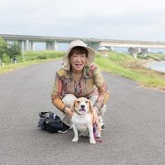 愛犬との散歩で出会う 和みの時間