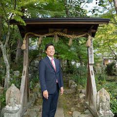 訪れる人の心を整える場所 貴明寺