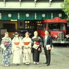 大正浪漫を肌で感じる 京都屋
