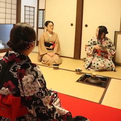 和と伝統のおもてなし 東洋館