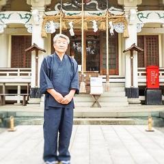 大楠=クスノキの番人 武雄神社